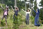 山崎育三郎が森の中で歌って踊る!「あいの結婚相談所」ミュージカルシーン先行公開