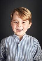 ジョージ王子、お誕生日おめでとう!4歳までの成長プレイバック