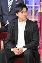 新田真剣佑、LA逆輸入俳優のストイックライフに迫る「しゃべくり007」