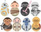 """『スター・ウォーズ』が""""BB-8""""化!? カワイイ動画で『フォースの覚醒』を復習"""
