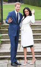 M・マークルの婚約発表時ファッションに熱視線…早くもファッショニスタに