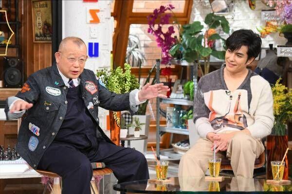 北村一輝/「A-Studio」-(C)TBS