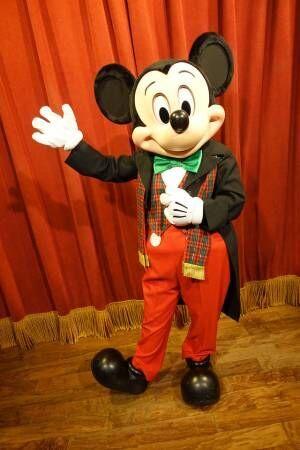 ミッキーマウス/「ミッキーのベリー・メリー・クリスマス・パーティー」のキャラグリ