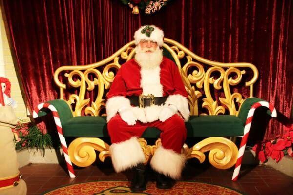 サンタクロース/「ミッキーのベリー・メリー・クリスマス・パーティー」のキャラグリ