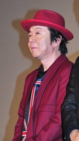 古田新太/『パディントン2』日本語吹き替え版の完成披露試写会