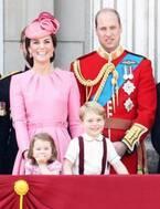 ウィリアム王子一家のクリスマスフォトが公開に