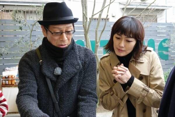 「大杉漣の漣ぽっ~2018年は鎌倉を歩いて運気を上げよう!~」(C)フジテレビ/BSフジ