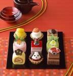 「戌年ケーキ」「ケーキのおせち」お正月限定スイーツ登場!銀座コージーコーナー