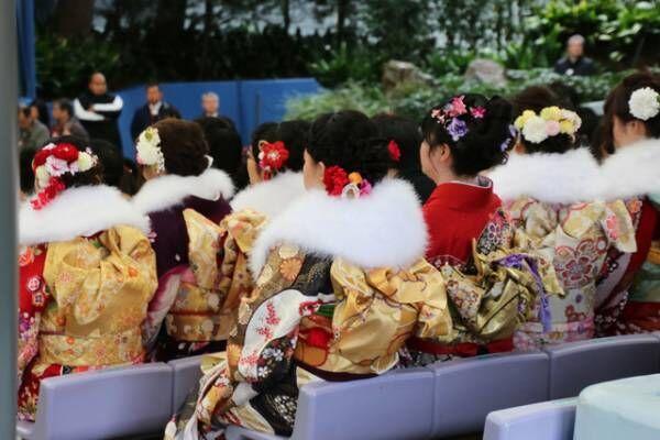 千葉県浦安市「平成29年度浦安市成人式」/東京ディズニーランド