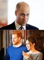 ウィリアム王子のヘアスタイルが激変!? ヘンリー王子は婚約者のおのろけ!