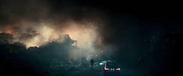 Netflixオリジナル映画『クローバーフィールド・パラドックス』