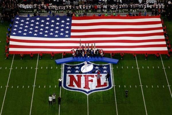 アメリカンフットボールリーグ・NFL/スーパーボウル 2018 (C) Getty Images
