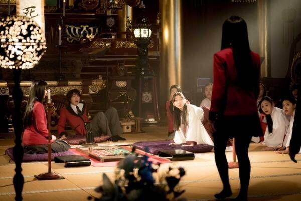 「賭ケグルイ」(C)河本ほむら・尚村透/SQUARE ENIX・ドラマ「賭ケグルイ」製作委員会・MBS