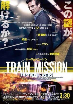 『トレイン・ミッション』(C) STUDIOCANAL S.A.S.