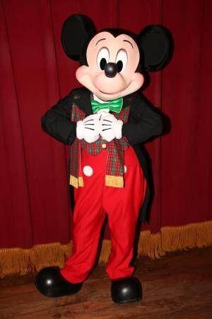 「ミッキーのベリー・メリー・クリスマス・パーティー」