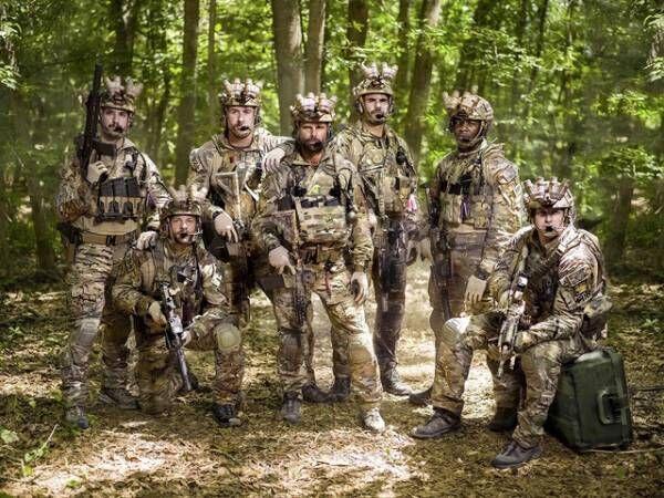「SIX アメリカ海軍特殊部隊」