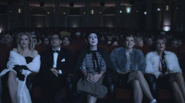 『フェリーニに恋して』(C) 2016 In Search of Fellini, LLC. All Rights Reserved.