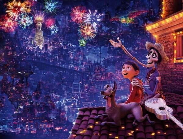 『リメンバー・ミー』(C)2018 Disney/Pixar. All Rights Reserved.