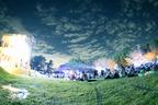 """巨大サーキットで""""森の野外映画フェス""""開催!「夜空と交差する森の映画祭2018」"""