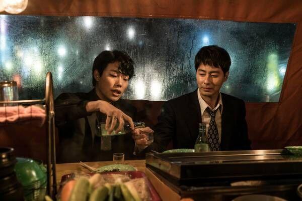 『ザ・キング』(c)2017NEXT ENTERTAINMENT WORLD & WOOJOO FILM All Rights Reserved.