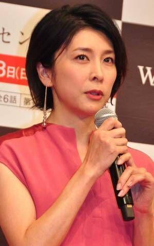 竹内結子/連続ドラマW「イノセント・デイズ」完成披露試写会