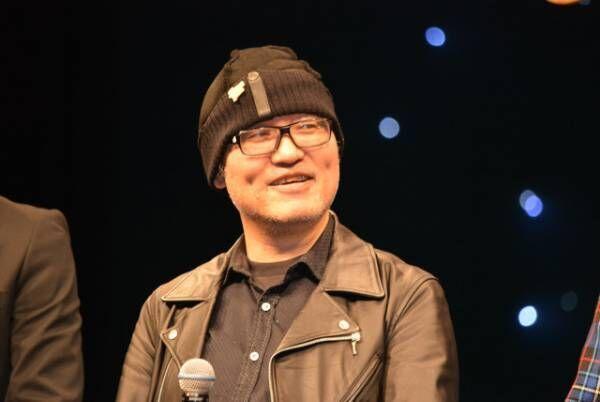 青山剛昌/『名探偵コナン ゼロの執行人』完成披露舞台挨拶