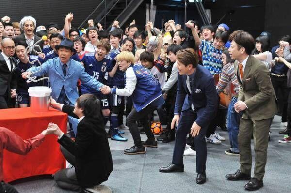 木梨憲武「ウチのガヤがすみません!」-(C)日本テレビ