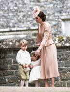 ジョージ王子&シャーロット王女、叔父ヘンリー王子の結婚式で大役に!