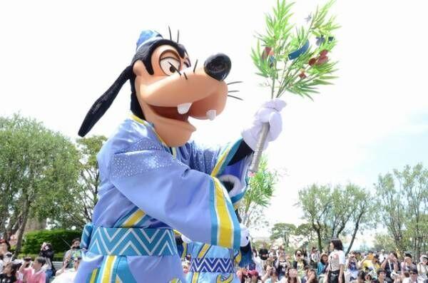 毎年恒例の七夕プログラム開幕!/ 東京ディズニーランド