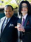 """故マイケル・ジャクソンの実父が死去、""""孫""""パリス&プリンスが追悼コメント"""