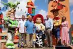 【海外ディズニー】バズ声優ティム・アレンも登場!「トイ・ストーリーランド」竣工式開催