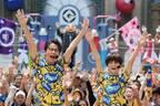 【USJ】オリラジ藤森&美少年・翔が総勢200名とアゲアゲ!「ユニバーサル・ヘンザップ・サマー」