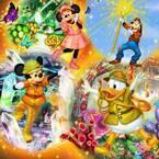 【ディズニー】新ショー「ソング・オブ・ミラージュ」が2019年夏スタート!
