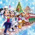 【ディズニー】 新ハーバーショーも登場!35周年のクリスマス、詳細発表