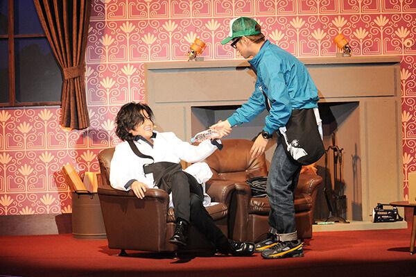 「AD-LIVE(アドリブ)」過去公演の場面写真