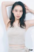 武井咲、産後の健康美ボディをお披露目!千葉雄大と妄想デートも「ar」11月号