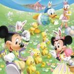 【ディズニー】春の新ハーバーショーは「Tip-Top イースター」!ランドにはうさたまがカムバック
