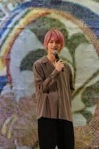 横浜流星「好きだよ」に生徒大熱狂!上白石萌音&杉野遥亮と中学校サプライズ訪問