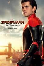 『スパイダーマン:ファー・フロム・ホーム』キャラポスター公開
