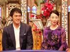 阿部寛&稲森いずみ、ジャニーズ共演者とのエピソードを語る「TOKIOカケル」
