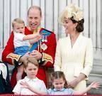 キャサリン妃、ルイ王子の「おしゃべり」明かす