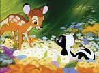 ディズニー、今度は『バンビ』を実写化 『ライオン・キング』のようなCGIアニメに