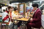 """富田望生の""""食べっぷり""""とファッションに注目集まる!中村倫也主演「美食探偵 明智五郎」2話"""