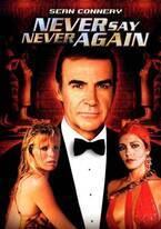 ショーン・コネリー復帰作『007/ネバーセイ・ネバーアゲイン』午後ローに登場