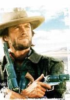 クリント・イーストウッドが妻子を殺され復讐に燃える男を演じる…午後ロー『アウトロー』
