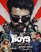 ジェンセン・アクレス「ザ・ボーイズ」S3に出演、オリジナルスーパーヒーローに
