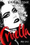 エマ・ストーン主演『クルエラ』のポスターが公開に 予告編の告知も