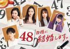 古川雄輝主演、1話2分の日中ショートドラマ「48日後に結婚します。」始動