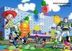 【ディズニー】正式名称が「東京ディズニーリゾート・トイ・ストーリーホテル」に決定!今年度の開業予定