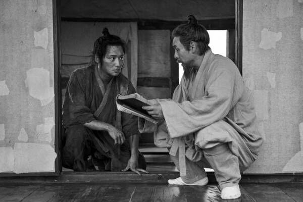 師弟関係から友へ…ソル・ギョング&ピョン・ヨハン『茲山魚譜』予告編